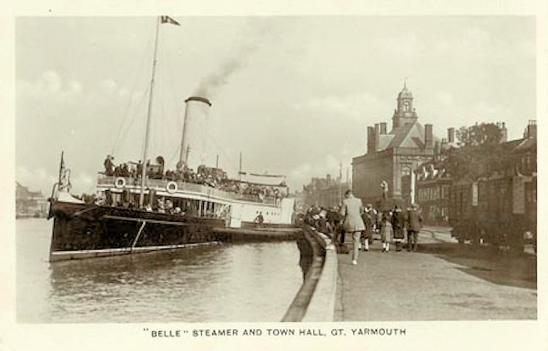 Belle Steamers (Yarmouth Belle)2