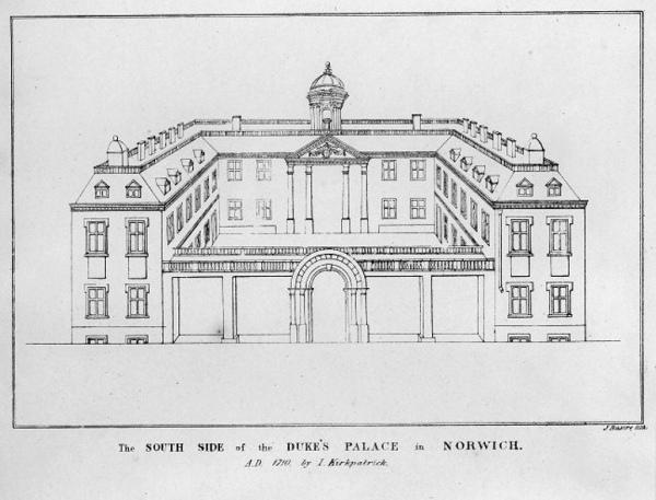 James Vincent (Dukes Palace)