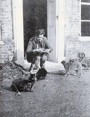 Sylvia Warner (Valentine at Sloley Manor_Norfolk)
