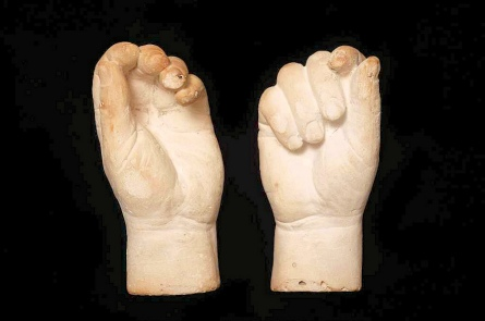 Joseph Arch (Hands)