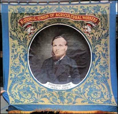Joseph Arch (Union Banner)