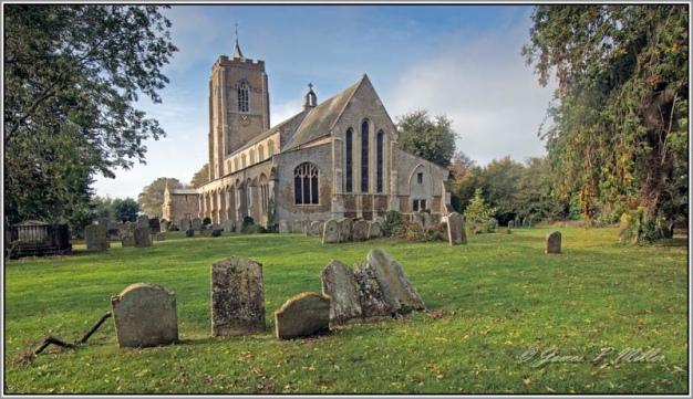 Rev (Church of St Edmund, Emneth, Norfolk._James P MIller)