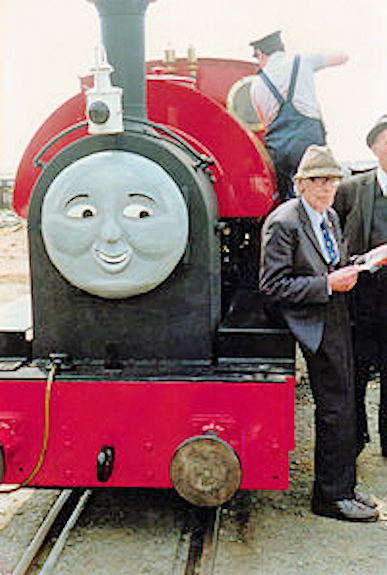 Awdry: The Steam-Train Enthusiast!