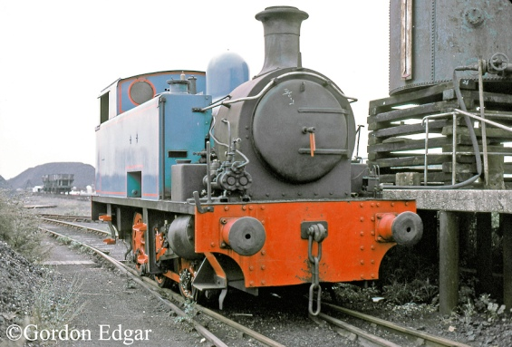 Rev W V Awdry (BSC Engine No 1800_Thomas_Gordon Edgar)