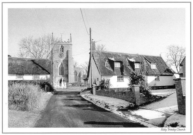 Rev Wilbert Awdry (Elsworth Holy Trinity_Cambs)