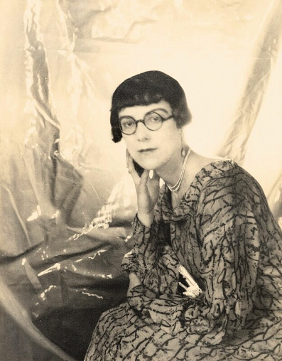 Sylvia Warner (Portrait_National Portrait Gallery_© Cecil Beaton Studio Archive, Sotheby's London)