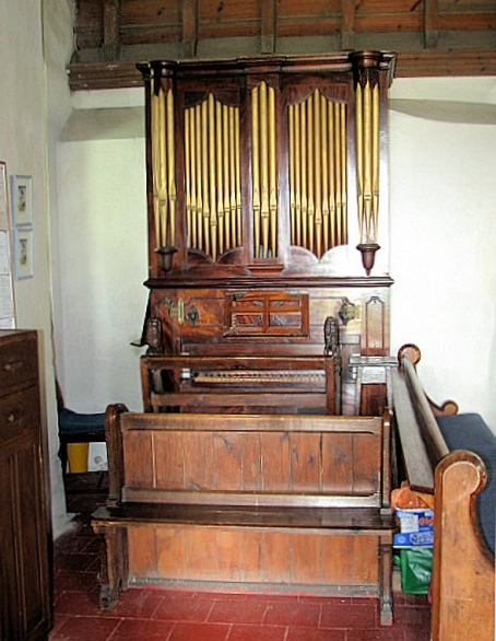 Fishley Church (Organ)1
