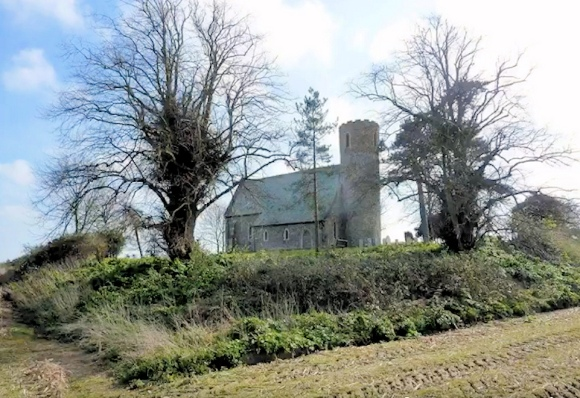 Fishley Church (Winter)3