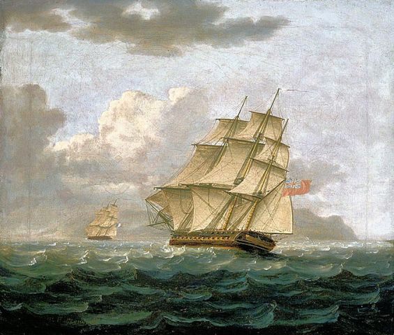 Mountain (British Frigate 1793)