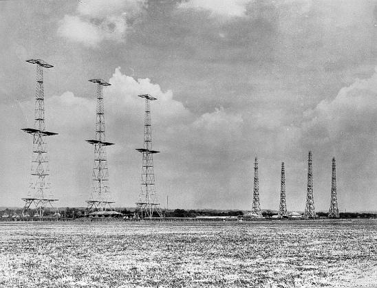 Sheringham (Chain Home Radar Towers)