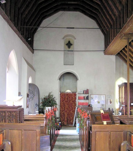 Fishley (Church Interior_Looking West)