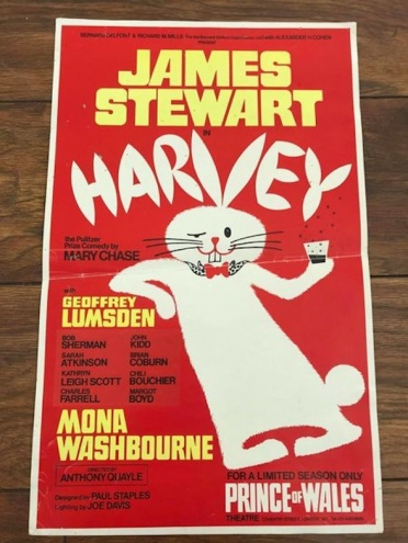 James Stewart (1970's Theatre Poster_Vinterior Co)