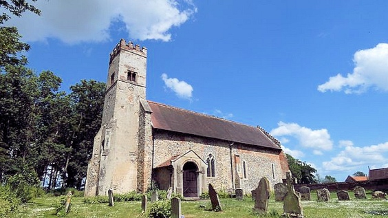 Paston (Oxnead Church)4