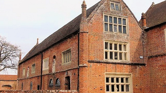Paston (the once great oxnead-hall)110