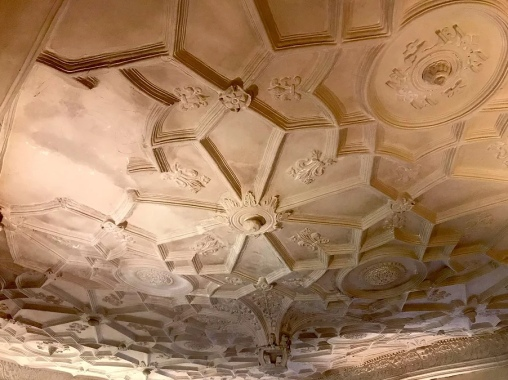Jacobean Ceiling_Brigitte Webster