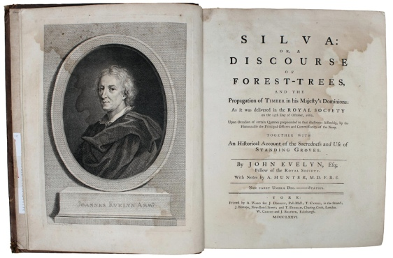 John Evelyn Book