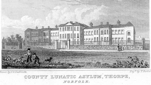 Bethel (County Asylum 1814)