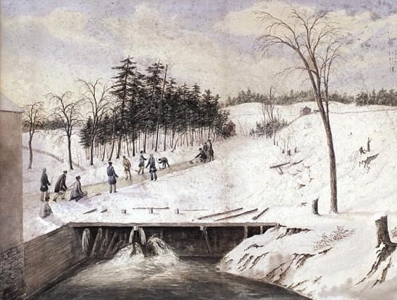 George Gooderham (CurlingonDonRiver_1836_Wikipedia)