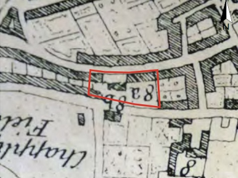 Kirkpatrick Map 1723