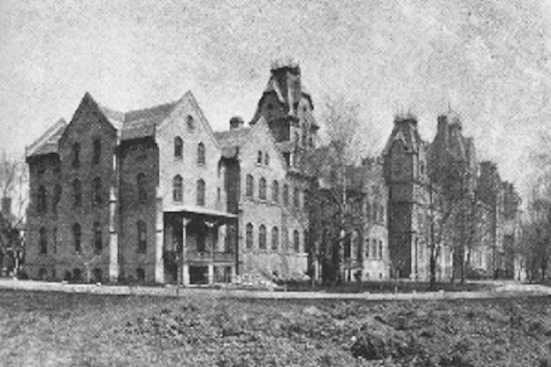 Wm Gooderham (Toronto General Hospital)