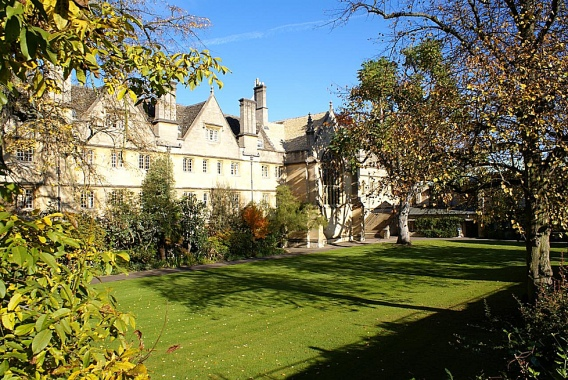 Woodforde (Wadham College)