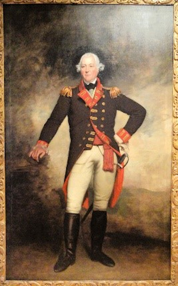 Norfolk's George Townshend: Army Officer andCaricaturist.