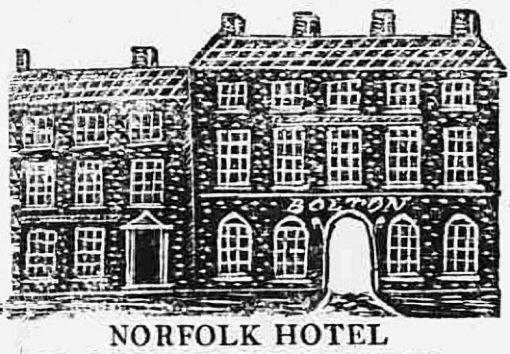 Norfolk Hotel (c1820)