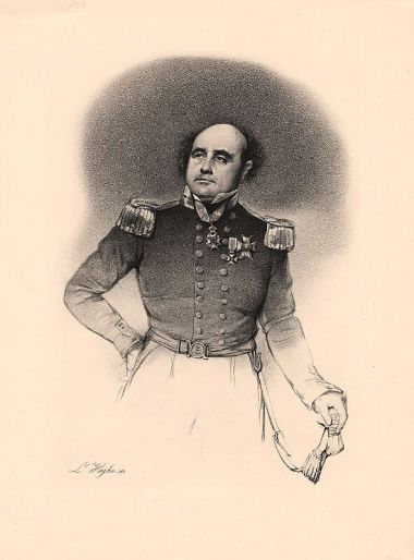 Sir John Franklin_NPG