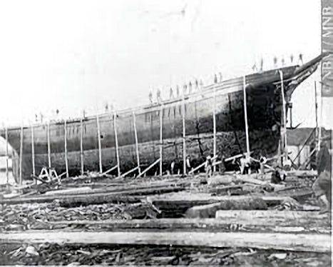 A Sea Captain Who Agreed to BuildShips